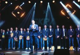 Oficjalne zakończenie mistrzowskiego sezonu 2017/2018
