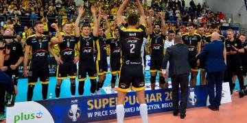 PGE Skra zdobywa trzeci w historii Superpuchar