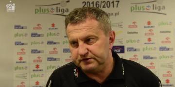 Prezes Konrad Piechocki o przedłużeniu kontraktu z Mariuszem Wlazłym