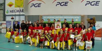 XXV Wiosenne Igrzyska Przedszkolaków z siatkarzami PGE Skry