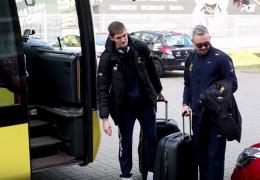 PGE Skra wyjechała do Bielska–Białej na mecz 29. kolejki PlusLigi