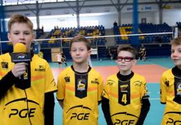 Turniej Mini Siatkówki Akademii PGE Skry Bełchatów