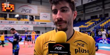 Komentarze po meczu 1/4 PP: PGE Skra - Espadon Szczecin
