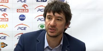 Konferencja prasowa po meczu PGE Skra - AZS Olsztyn