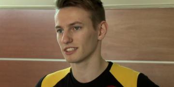 Kacper Piechocki: Stęskniłem się za atmosferą w naszej hali