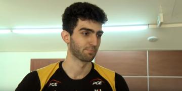 Marcin Janusz: To dla mnie pierwszy sezon w Lidze Mistrzów