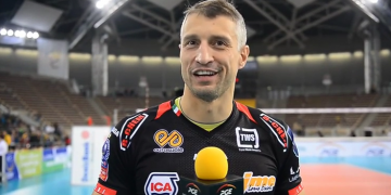 Ivan Miljković po meczu z PGE Skrą