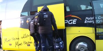 PGE Skra wyjechała do Kielc na mecz 15. kolejki PlusLigi