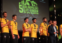 V Ogólnopolski Zlot Kibiców PGE Skry Bełchatów