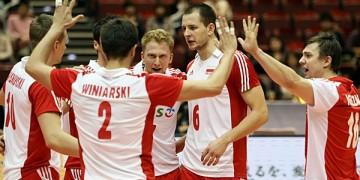 Polska - Chiny 3:1