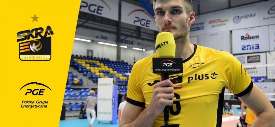 PGE Skra z pierwszym zwycięstwem w sezonie 2018/2019!