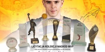 Aukcja statuetek MVP Wlazłego i Antigi