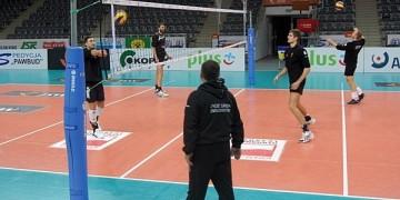 Trening w Jastrzębiu-Zdroju