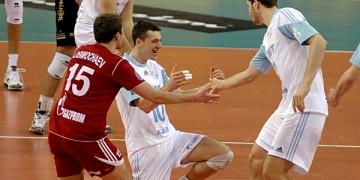 Konferencja po meczu Zenit - Trentino