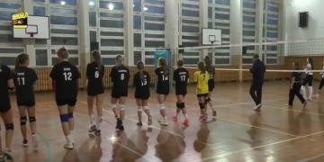 EKS Skra - MUKS ABiS SP 64 Łódź (juniorki)