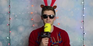 Karol Kłos życzy Wesołych Świąt!