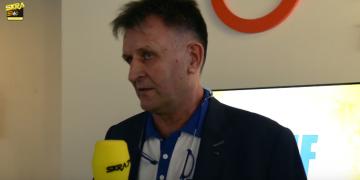 Jerzy Winiarski dla Skra TV!