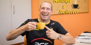 Z Roberto przy kawie... o kawie