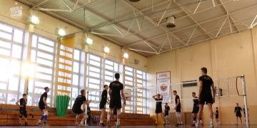 Juniorzy EKS Skra przystępują do rywalizacji w turnieju półfinałowym Mistrzostw Polski