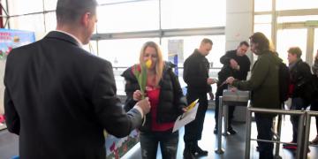Kulisy spotkania PGE Skra - Łuczniczka | Dzień Kobiet z PGE Skrą