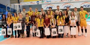 PGE Skra vs Espadon Szczecin | Kulisy spotkania
