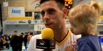 Komentarze po meczu 1/8 PP: PGE Skra - GKS Katowice
