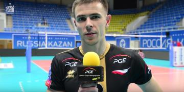 Wypowiedzi siatkarzy po wygranej w Kazaniu