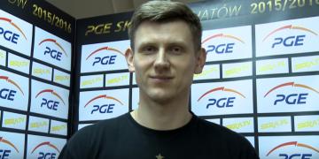 Radosław Kolanek przed 1/4 Mistrzostw Polski juniorów