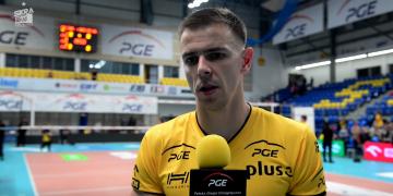 Komentarze po meczu PGE Skra - ONICO AZS Politechnika Warszawska 3:0