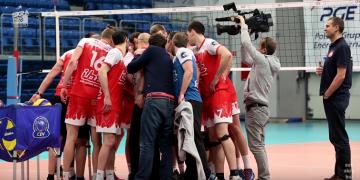 Przed meczem IBB Polonia Londyn - FINO Kaposvar