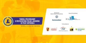 1 dzień - Turniej Półfinałowy o Mistrzostwo Polski Juniorów w Piłce Siatkowej (grupa I) Bełchatów