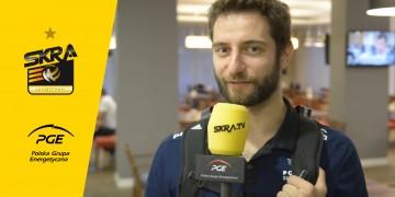 Grzegorz Łomacz: Jesteśmy jedną wielką drużyną
