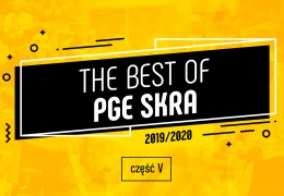 THE BEST OF PGE SKRA 2019/2020 - Piękne zagrywki