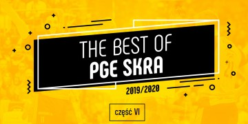 THE BEST OF PGE SKRA 2019/2020 - Atak z szóstej strefy (pipe)