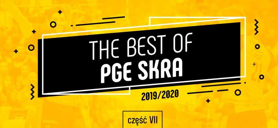 THE BEST OF PGE SKRA 2019/2020 - Asy i punktowe zagrywki (cz.1)