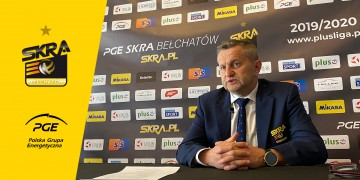 Konrad Piechocki i Michał Mieszko Gogol o przedłużeniu kontraktu trenera