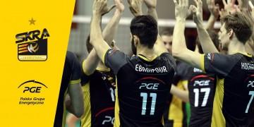 PGE Skra przegrała pierwszy mecz play-off.