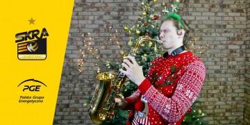 Premiera świątecznej piosenki 2019 w wykonaniu PGE Skry
