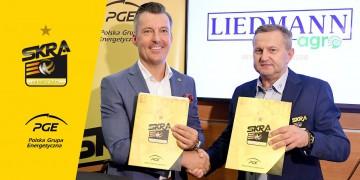PGE Skra rozszerza współpracę z firmą Liedmann Agro!
