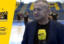 Konrad Piechocki: Potencjał drużyny jest bardzo duży