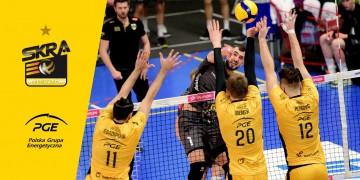 Final Four Pucharu Polski niestety nie dla PGE Skry