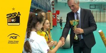 Mikołajkowy turniej o Puchar Prezesa EKS w hali Energia