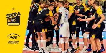PGE Skra rozbiła GKS Katowice! Świetny mecz na Śląsku!