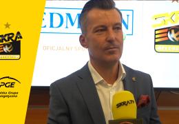 Tomasz Liedmann żyje PGE Skrą!