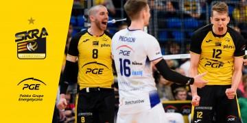 PGE Skra w półfinale Pucharu Polski! Trofeum wróci do Bełchatowa?