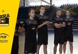 Pierwszy trening PGE Skry przed sezonem 2019/2020!