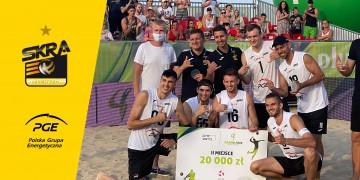Pierwsze trofeum PGE Skry Bełchatów w sezonie 2020/2021!
