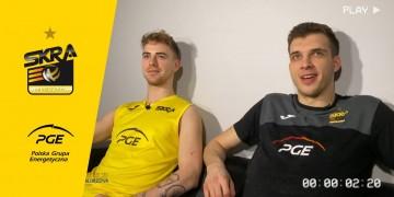 QUIZ: Co młodzi zawodnicy PGE Skry wiedzą o historii Pucharu Polski?
