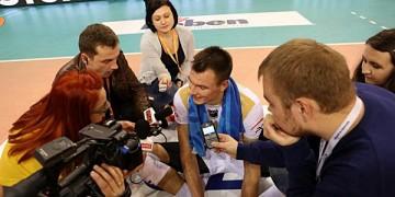 Konferencja po meczu PGE Skra - Resovia