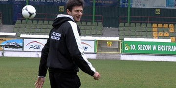 Siatkarze PGE Skry Bełchatów o Euro 2012